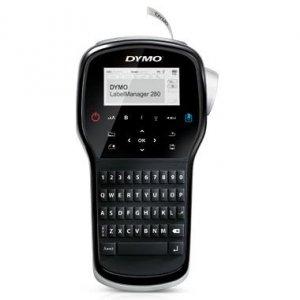 Drukarka etykiet DYMO Label manager 280 zestaw walizkowy S0968990 (Termotransferowa; USB)