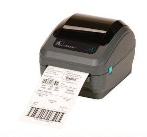 Drukarka etykiet ZEBRA GK42-202220-000 (druk termiczny; RS-232, USB; 203 dpi)