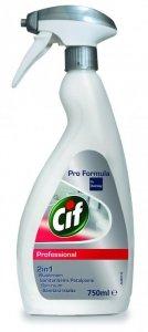 CIF Professional Płyn do czyszczenia łazienek 750ml