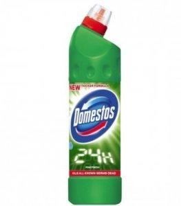 DOMESTOS  Płyn do czyszenia WC Pine 750 ml