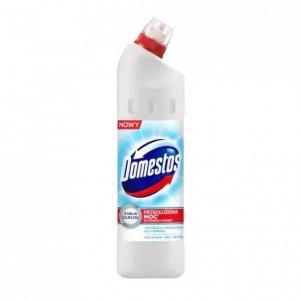 DOMESTOS Płyn do czyszczenia WC Biel/Połysk 750 ml