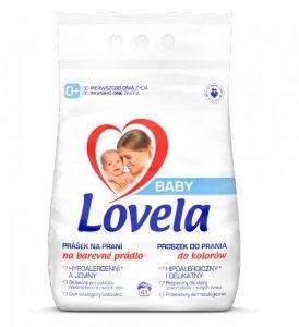 Proszek Lovela Baby do prania kolorów 4,1 kg