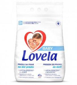 Proszek Lovela Baby do prania białego 4,1 kg