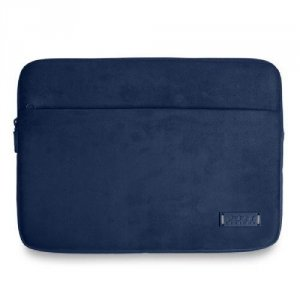 "Etui na laptopa PORT DESIGNS Milano 140707 (Sleeve; 13/14""; welur ; kolor niebieski)"