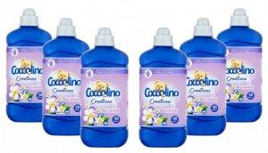 COCCOLINO Creations Płyn d płukania Purple 6x1450ml