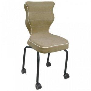Krzesło RETE czarny Visto 26 rozmiar 6 wzrost 159-188 #R1