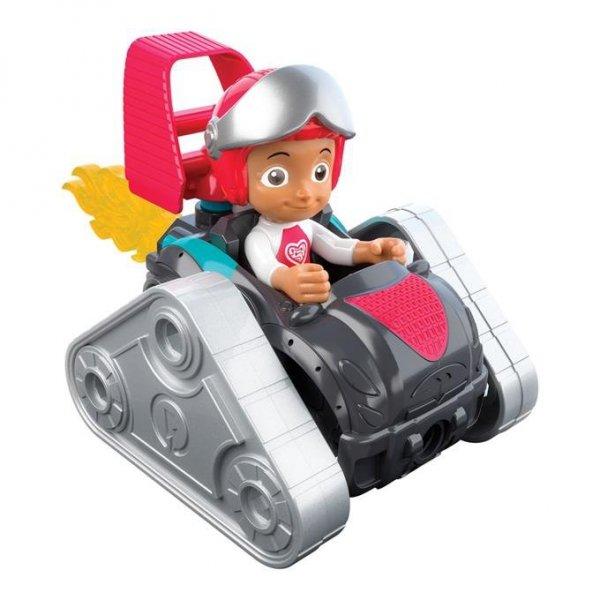 Rusty Rivets Pojazd z figurką Ast.
