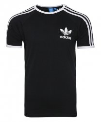 Adidas Originals czarna koszulka t-shirt męski Clfn Tee AZ8127