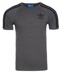 Adidas Originals grafitowa koszulka t-shirt męski AP9020
