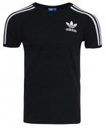 Adidas Originals czarna koszulka t-shirt męski California Tee AJ8834