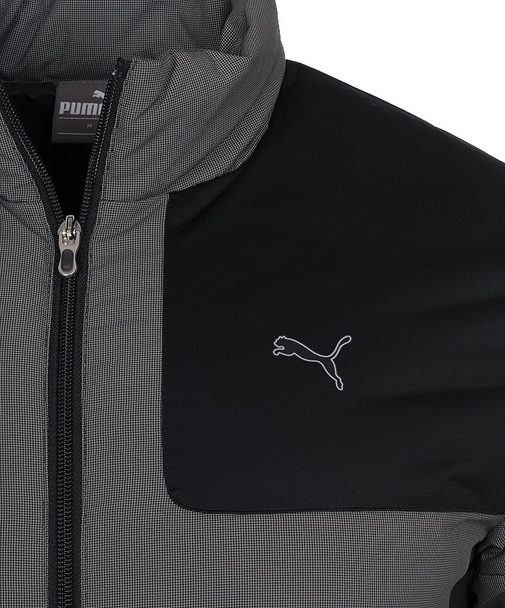 Puma Golf Japan Collection kurtka szara 923188 01