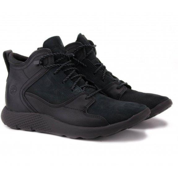Timberland buty męskie Fly Roam Leather Hiker Black A10VB