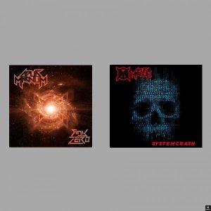 CD Opus Magnum System Crash + Rok Zero