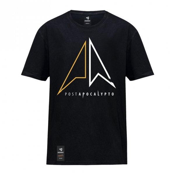 "Koszulka ""PA""  Czarna"
