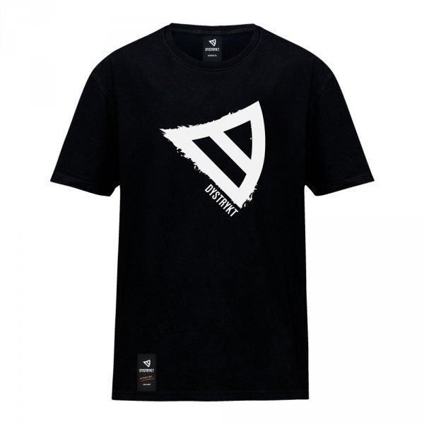 Koszulka Dystrykt Czarna