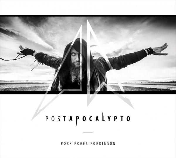 """CD Pork Pores Porkinson """"Postapocalypto"""" + Koszulka PA CZARNA"""