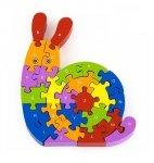 VIGA Puzzle 3D Ślimak
