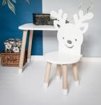 Krzesełko dla dziecka renifer