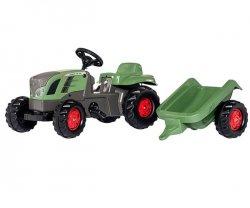 Rolly Toys Traktor Na Pedały Kid Fendt