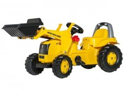 Rolly Toys Traktor RollyKid NH Construction