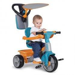 FEBER Rowerek 3w1 Baby Plus z  Dźwiękiem