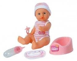 SIMBA New Born Baby Bobas z Akces.30cm