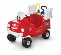 LT Samochód Straż Pożarna czerwony