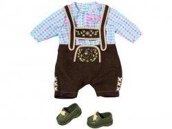 Baby Born Ubranko Dla Lalki Strój chłopięcy Bawars