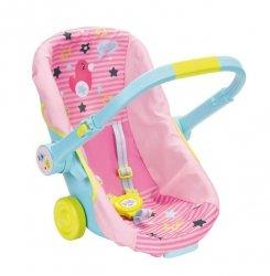 Baby Born Nosidełko Podróżne i Wózek 2w1