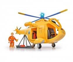 SIMBA Strażak Sam Helikopter Wallaby II z fig