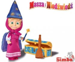SIMBA Masza Magiczne Sztuczki