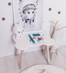 Stolik dla dziecka Miś