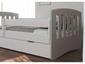 Łóżko dziecięce CLASSIC 1 MIX różne kolory 180x80