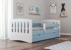 Łóżko dziecięce CLASSIC 1 różne kolory 140x80