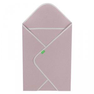 LULANDO Otulacz wafel do nosidła Yeti - Brudny różowy
