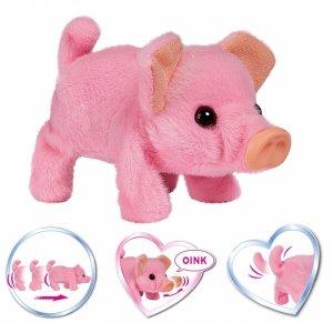 Simba Interaktywna świnka ChiChi Love chodzi chrumka macha ogonkiem