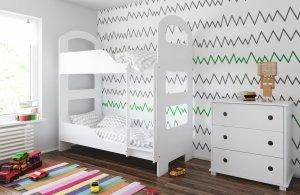 Łóżko piętrowe JACEK