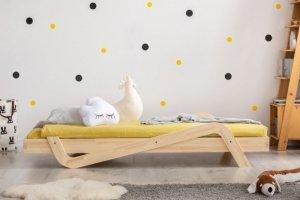 Łóżko dziecięce drewniane ZIG różne rozmiary