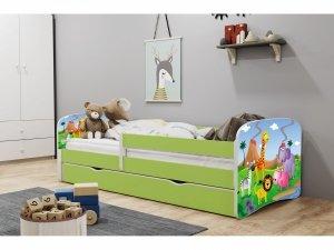 Łóżko dziecięce SAFARI 140x70 różne kolory