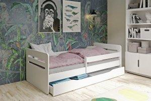Łóżko dziecięce TOMI różne kolory 180x80