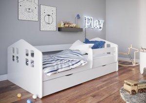 Łóżko dziecięce KACPER domek 140x180