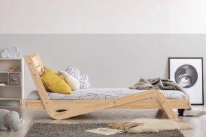 Łóżko dziecięce drewniane ZIGZAG różne rozmiary