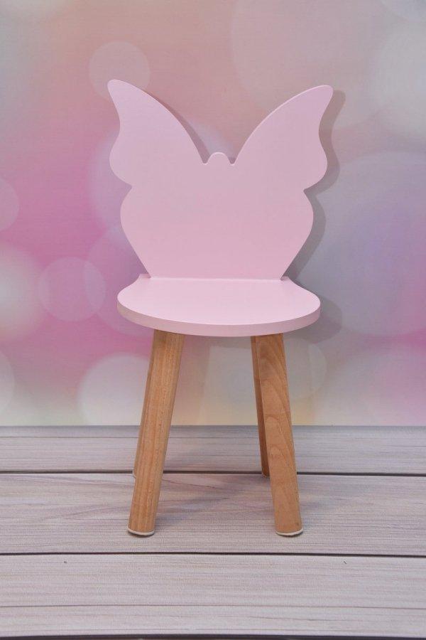 Krzesełko dziecięce Motyl