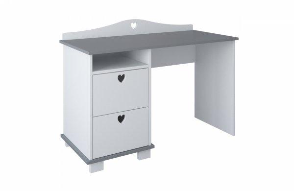 biurko-dziecięce-serca-biało-szare