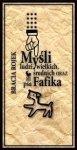Myśli ludzi wielkich, średnich oraz psa Fafika (dodruk 2011)