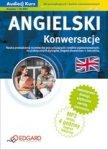 Angielski - Konwersacje dla początkujących i średnio zaawansowanych (CD w komplecie) Poziom A1-B1