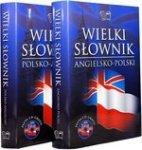 Wielki słownik polsko-angielski Tomy 1-2 + CD