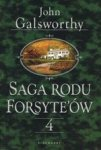 Saga rodu Forsyte'ów. Tom 4 (pocket)