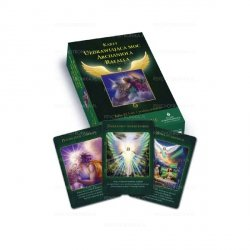 Karty uzdrawiająca moc archanioła Rafaela + książeczka