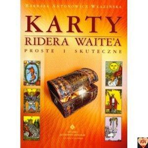 Karty Ridera Waite`a. Proste i skuteczne (książka)